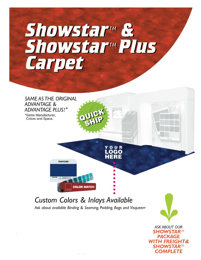 Show Star Carpet, Designer Carpet