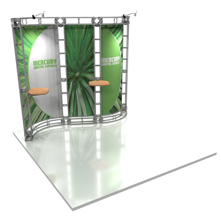 Mercury Truss System Display, Trade Show Display Systems