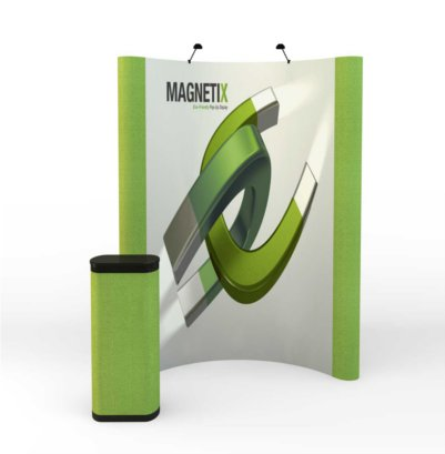 Magnetix Pop Up Trade Show Displays